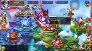 Trai Nghiem Game Mobile Tay Du Ky Ngo Cot Truyen Tay Du Ky