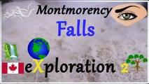 ️ eXploration 2 | Montmorency Falls (Chute Montmorency) {Canada}  Nature