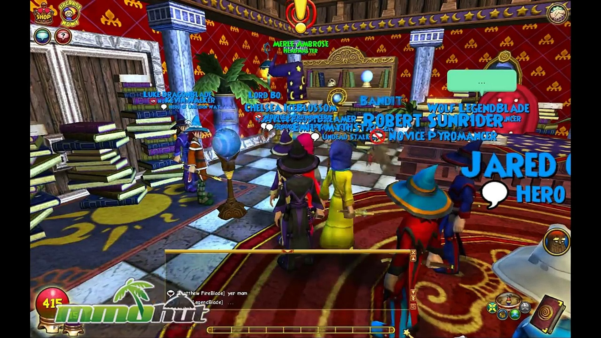 Wizard101 Gameplay - First Look HD