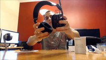 Plantronics Gamecom 780 Gaming Headset unboxing, review and mic test