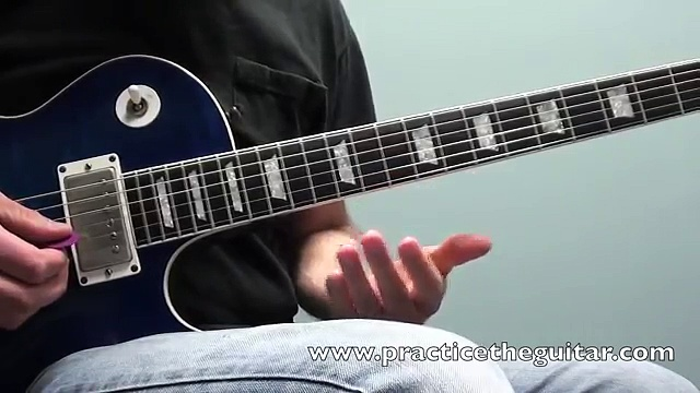 Guitar Lesson-How To Improvise Using C Mixolydian Scale Licks And Tricks-With Backing Tracks