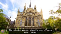 Top Tourist Attractions Places To Travel In France | Reims Cathedral Destination Spot - Tourism in France