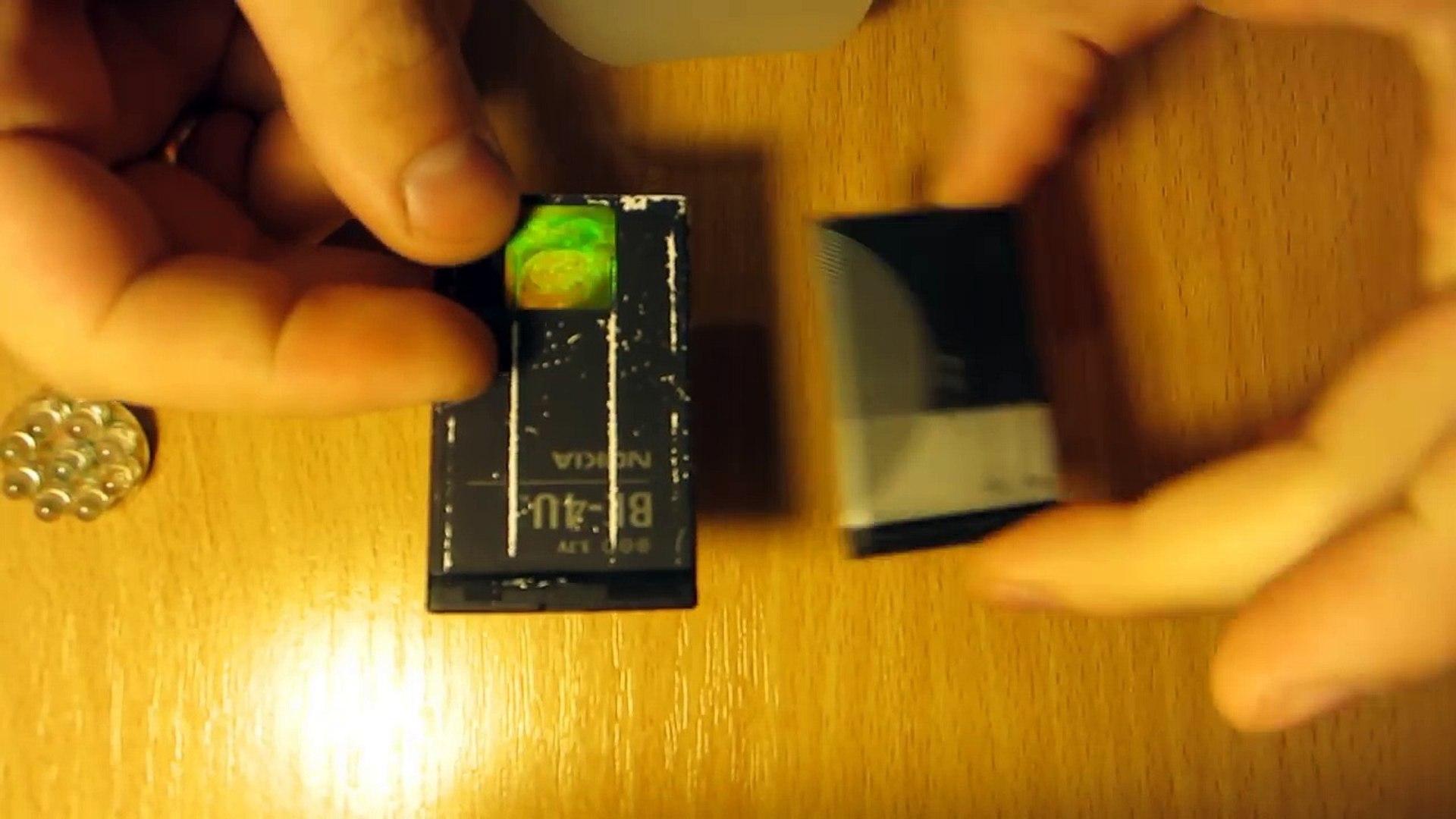 Портативная зарядка USB + фонарь своими руками [Обзор] Portable USB charger
