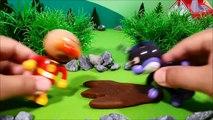 アンパンマン メルちゃん おもちゃアニメ かくれんぼ メルちゃんがてさぐりボックスにはまっちゃった?子供向け 人気テレビ あんぱんまん キッズ アニメ&おもちゃToy Anpanman