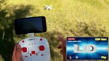 LidiRC L15 FW Altitude Hold Camera Drone Flight Test Review