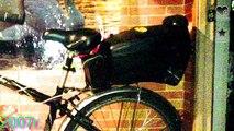 Музыка и Сабвуфер на велосипед, нереально громко