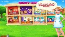 Newborn Baby Doctor Care - Crazy Nursery: Take Care of Newborn Baby - Fun Care Game for baby