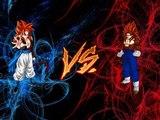 Dragon Ball Z Tenkaichi Tag Team Mods gogeta ssj4 vs vegetto ssj4