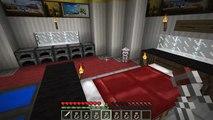 Minecraft: How to build my Piston Elevator, Redstone