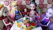 Эвер Афтер Хай куклы Барби Мультики для девочек Barbie Стоп Моушен Прохождение игры на русском КШ 31