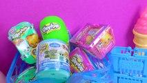 Shopkins Season 3 Large Blind Bag Surprise Basket MLP Pinkie Pie Playdoh Egg Fashems Disney Frozen