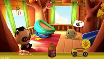 Dr Panda & Totos Treehouse - Kids Have Fun Play With The Cutest Pet ToTo