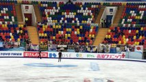 Yuzuru Hanyu 羽生結弦 Rostelecom 2017 21.10 Starting Practice
