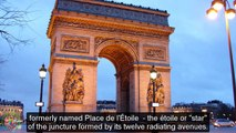 Top Tourist Attractions Places To Travel In France | Arc de Triomphe Destination Spot - Tourism in France
