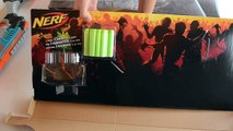 ~Unboxing~ NEW! Nerf Zombie Strike SledgeFire Unboxing Video ~Unboxing~