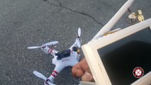 Bayang Toys X16 Typhoon FPV with Immersion RC FPV Setup
