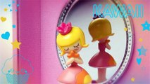 Lutèce Créations présente sa collection de boîtes à bijoux musicales Trousselier avec des princesses ou des princesses fées dansantes