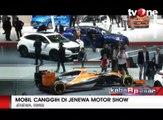 Mobil Listrik Curi Perhatian di Jenewa Motor Show