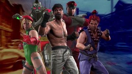 Dead Rising 4 - Street Fighters Heroes Trailer (Free DLC)