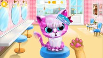 Fun Animals Pet Care - Toilet Training, Bath, Dress Up - Cute Kitty & Puppy Care Fun Kids Games