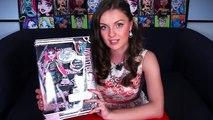 Rochelle Goyle Basic (Рошель Гойл Базовая) Monster High Обзор и Распаковка Review X3650