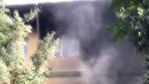 Haseki Eğitim ve Araştırma Hastanesi'nde Yangın (3)