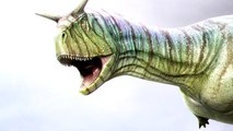 CARNOTAURUS. EL DINOSAURIO CON CUERNOS - MINI DOCUMENTAL #4 Documental dinosaurios español HD