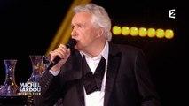 Michel Sardou dernier show : le chanteur pousse un coup de gueule contre les hashtag