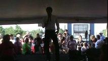 Dean Z sings 'Jailhouse Rock' Elvis Week 2014 t
