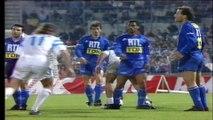 Les buts Marseille - PSG  vidéo buts des légende de l'Olympique de Marseille (OM)