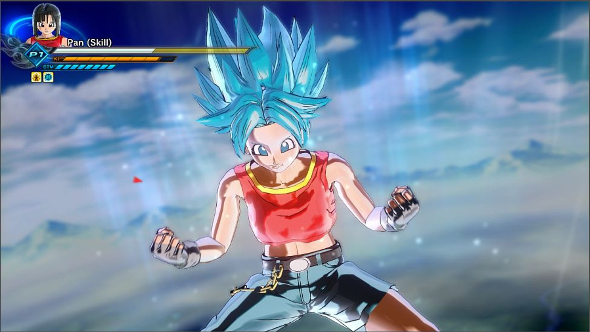 Adult Pan Super Saiyan Tranformations - Dragon Ball Xenoverse 2 Mods