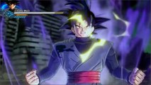Goku DBS, Goku Black & Goku GT [Transformation] - Dragon Ball Xenoverse 2 Mods