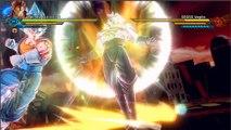 Vegito, Gogeta & Zamasu [Fusion Wars] - Dragon Ball Xenoverse 2 Mods