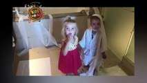 Funny video Mila video Just blame Charles by Mila and Emma 2 years old Mila & Emma