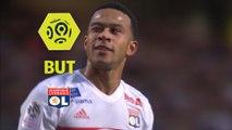 But Memphis DEPAY (70ème pen) / ESTAC Troyes - Olympique Lyonnais - (0-5) - (ESTAC-OL) / 2017-18