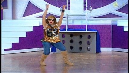"""علي طريقة Wiggle رشا نجمة تياترو مصر تبدع وتتألق فى اللحن """" وتصفيق حار من الجمهور """""""