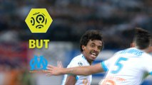 But Luiz GUSTAVO (16ème) / Olympique de Marseille - Paris Saint-Germain - (2-2) - (OM-PARIS) / 2017-18
