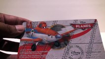 Disney Planes Dusty, Racing Dusty, Turbo Dusty, and Navy Dusty diecast replica from the Disney Store
