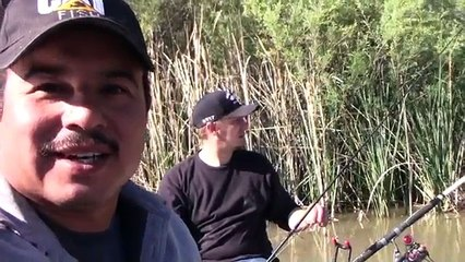 Springtime Fishing For Flatheads and Blue Catfish