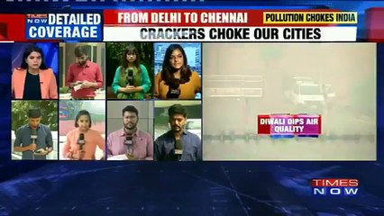 From Delhi To Chennai, Pollution Chokes India, Ground Report From Hyderabad