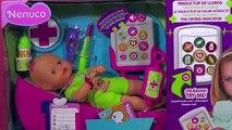 Nenuco doctora por qué Llora - juguetes Nenuco en español - Bebé Nenuco - Nenuco dolls