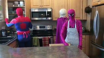 ⚰️ Zombie Spiderman Hulk Vs Joker!! Scream Cartoon Nerf Gun Wars| Frozen Elsa Dinosaurs Short Film