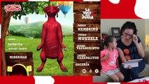 La Vaca que Juega! App infantil con juegos para niños y realidad aumentada.