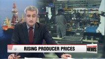 Korea's September producer price index rises on global oil prices