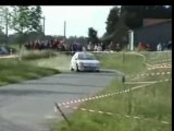 Julien croquet laurent forceville saison rallye 2007