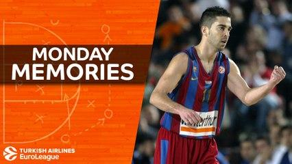 Monday Memories: Juan Carlos Navarro, FC Barcelona