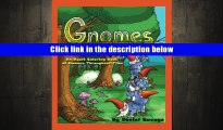 [Download]  Gnomes: An Adult Coloring Book of Gnomes Throughout Time Daniel Savage For Ipad
