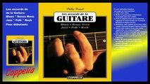 Partitions - les Accords de la Guitare Blues- Bossa Nova- Jazz- Rock et Folk