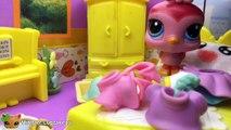 MİNİŞLER: PEMBE ELBİSE - Minişler Cupcake Tv - Littlest Pet Shop - Türkçe Miniş Videoları -LPS Miniş