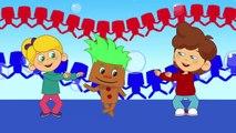 Cinco Macaquinhos (Five Little Monkeys) + 15 Minutos musica infantil educativa com Os Amiguinhos